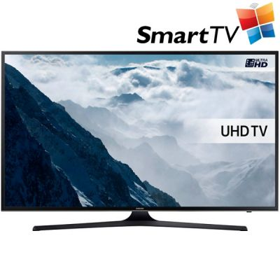 Телевизор Samsung 4K UHD UE55KU6000