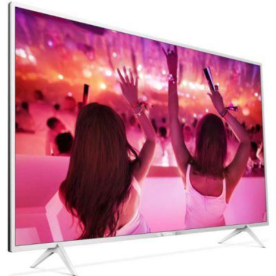 Телевизор Philips FHD 49PFT5501/60 Серебристый