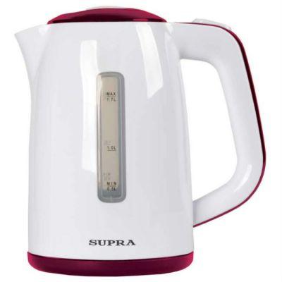 ������������� ������ Supra KES-1728 white/burgundi