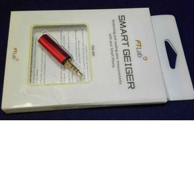 Детектор Espada дозиметр радиации (счетчик Гейгера) Smart Geiger Stick FSG-001