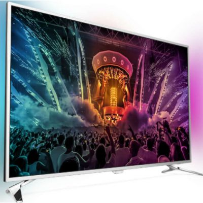 Телевизор Philips 4K UHD 49PUS6501/60