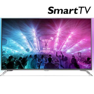 Телевизор Philips 4K UHD 49PUS7101/60
