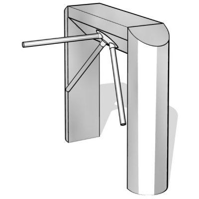 Турникет KABA TPB-E02 трехштанговый