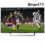 Телевизор Sony FHD, Smart TV, CMR 400, Серебристый KDL-32WD752
