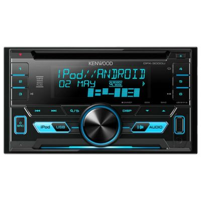 Автомагнитола Kenwood CD DPX-3000U