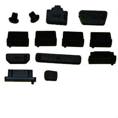 Espada Заглушки для Usb, VGA, Hdmi, Audio, SD, eSata, RJ45, IEEE 1394, Eplugcover