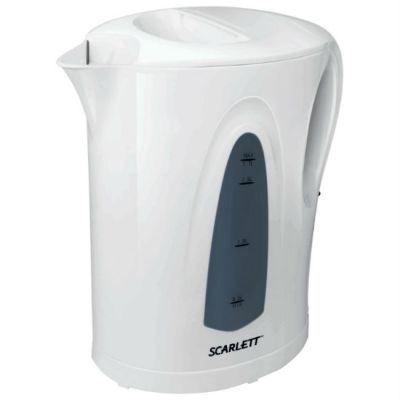 Электрический чайник Scarlett SC-EK14E01 белый