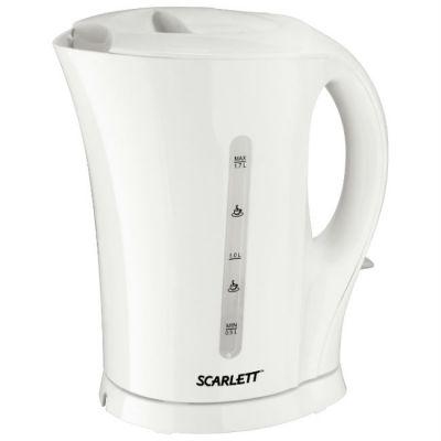 Электрический чайник Scarlett SC-EK14E05 белый