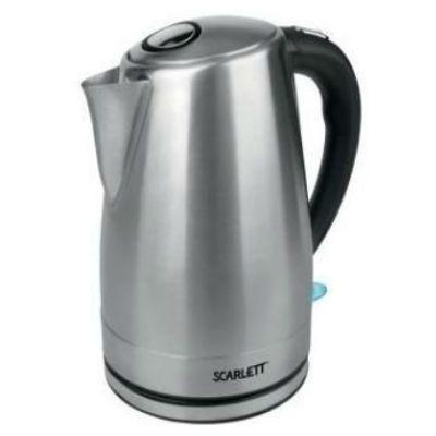 Электрический чайник Scarlett SC-EK21S15 серебристый