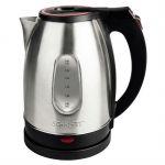 Электрический чайник Scarlett SC-EK21S30 серебристый/черный