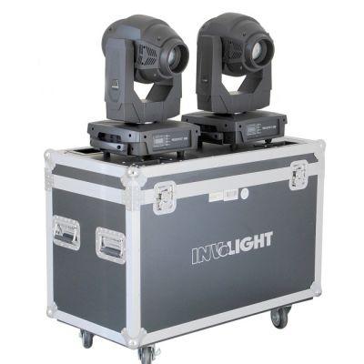 Involight Набор из 2х вращающихся голов (кейс в комплекте) PROSPOT300SET