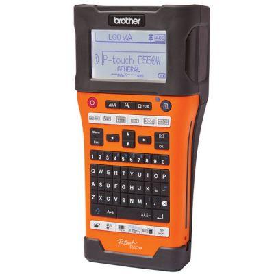 Устройство Brother для изготовления наклеек PT-E550WVP PTE550WVPR1