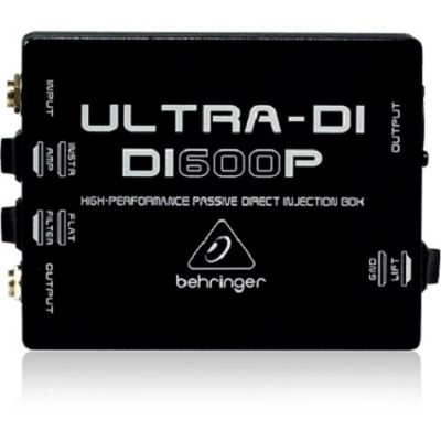 Behringer пассивный DI-box DI600P