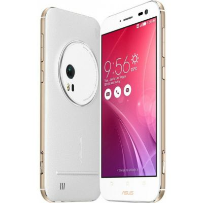 �������� ASUS ZenFone Zoom ZX551ML 128Gb White 90AZ00X2-M00770