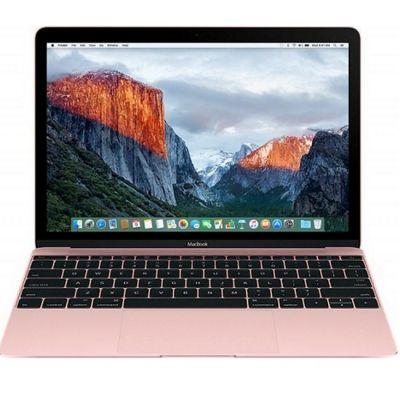 Ноутбук Apple MacBook 12 Early 2016 Z0TE00035