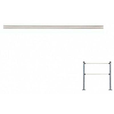РостЕвроСтрой Горизонтальная перемычка (диаметр 32 мм) L-1124мм. Хром