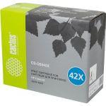 Картридж Cactus Black/Черный (CS-Q5942X)