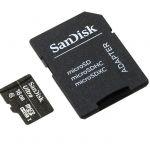 ����� ������ SanDisk microSDHC Memory Card 16Gb Class10 UHS-I U1+microSD-- > SD Adapter SDSDQL-016G-R35A