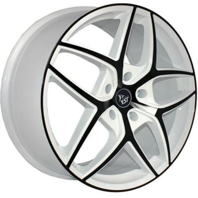 Колесный диск YST X-19 7x17/5x114.3 ET45 D60.1 W+B