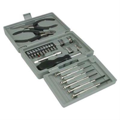 Набор Buro инструментов TC-2101 15 предметов (жесткий кейс)