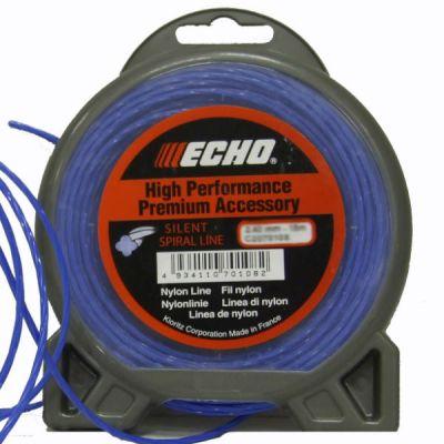 ECHO Корд триммерный Silent Spiral Line 2.4мм х264м (витой) C2070181