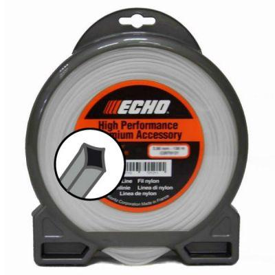 ECHO Корд триммерный Titanium Power Line 3.0мм х132м (квадрат) C2070168