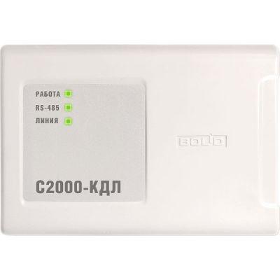 Контроллер Болид С2000-КДЛ двухпроводной линии связи