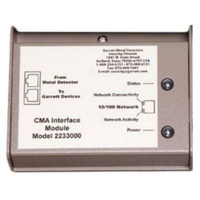 GARRETT Модуль компьютерного интерфейса CMA для PD-6500i, CS-5000 и MT-5500 модуль компьютерного интерфейса