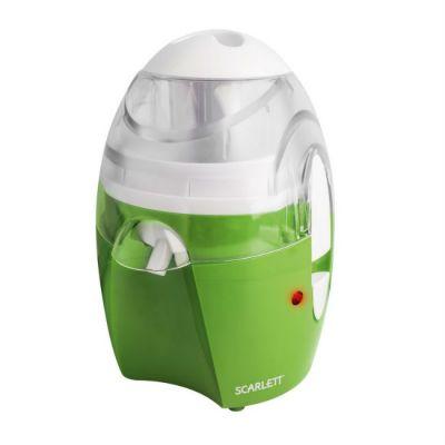 Соковыжималка Scarlett SC-JE50S23 белый/зеленый