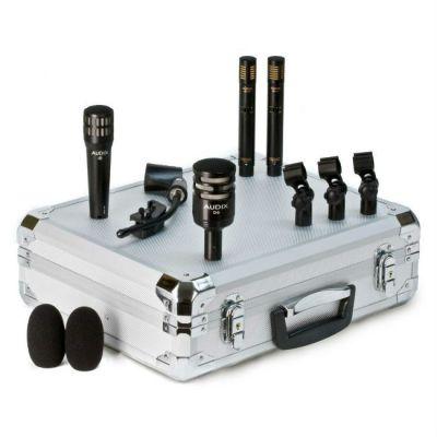 Audix Комплект из 4 микрофонов для ударных инструментов