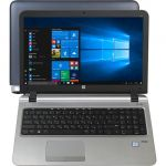 Ноутбук HP ProBook 450 G3 W4P21EA