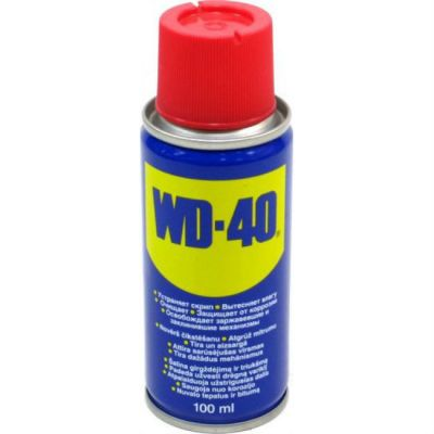 WD-40 Смазка универсальная 100мл