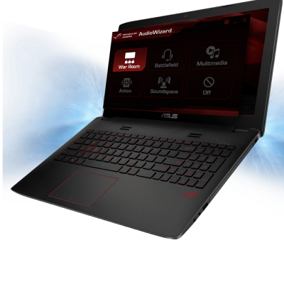 Ноутбук ASUS ROG GL552VX 90NB0AW3-M01180
