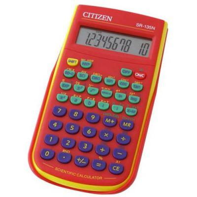 Citizen Калькулятор научный SR-135FRD /10 разр.,128 функций