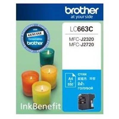 �������� Brother Cyan/����������-������� (LC663C)