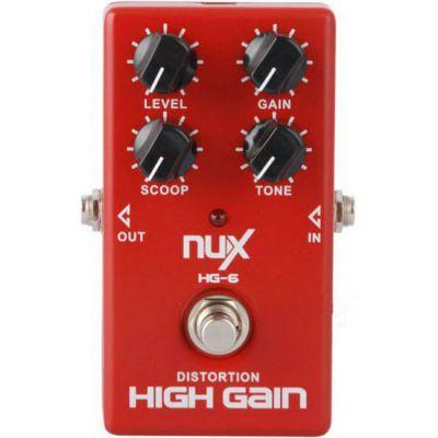 Педаль эффектов Nu-X HG-6