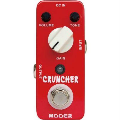 Педаль эффектов Mooer Cruncher