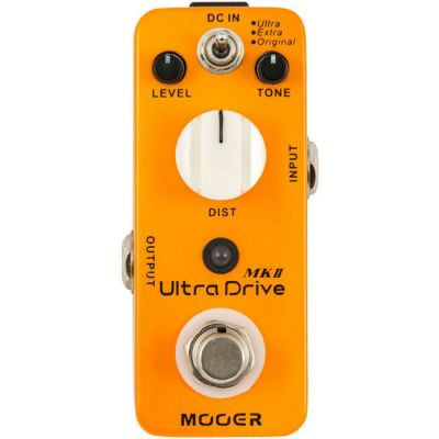 Педаль эффектов Mooer Ultra Drive MKII