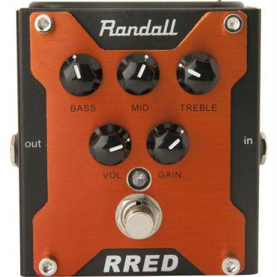 Педаль эффектов Randall RRED