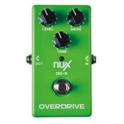 Педаль эффектов Nu-X OD-3