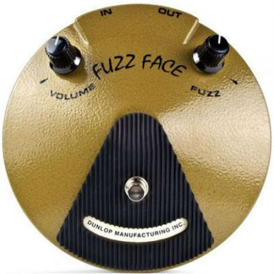 Педаль эффектов Dunlop EJF1 Eric Johnson Fuzz Face