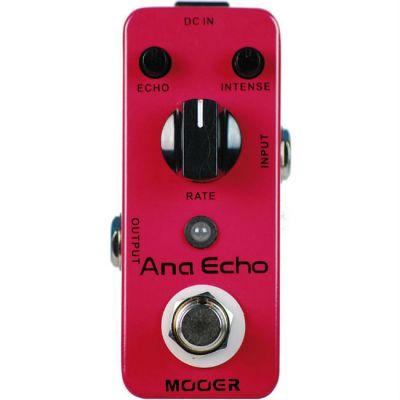 Педаль эффектов Mooer Ana Echo