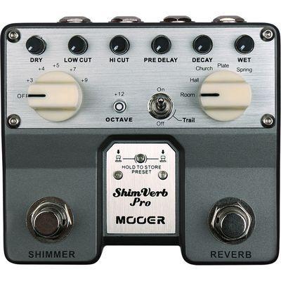 Педаль эффектов Mooer ShimVerb Pro