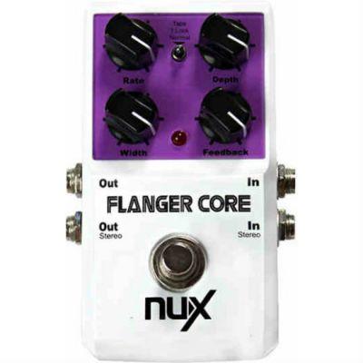 Педаль эффектов Nu-X Flanger Core