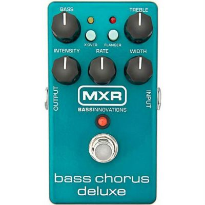 Педаль эффектов Dunlop M 83 Bass Chorus Deluxe