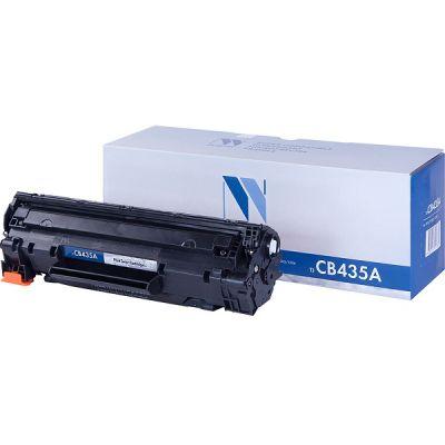 Картридж NV Print Black/Черный (NV-CB435A)