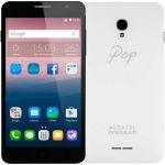 Смартфон Alcatel One Touch POP STAR 5022D Белый (серебро + золото) 5022D-2AALRU1-1