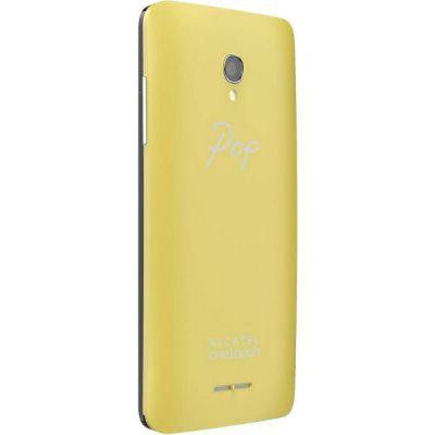 Смартфон Alcatel One Touch POP STAR 5022D Белый (желтый + зеленый) 5022D-2AALRU1-2