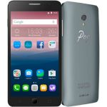 Смартфон Alcatel One Touch POP STAR 5022D Графитовый (серебро + золото) 5022D-2EALRU1-1