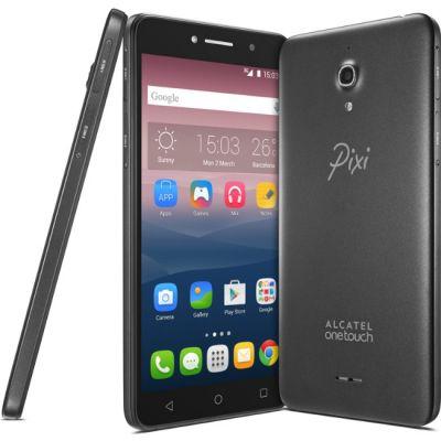 Смартфон Alcatel PIXI4 8050D Черный 8050D-2AALRU1